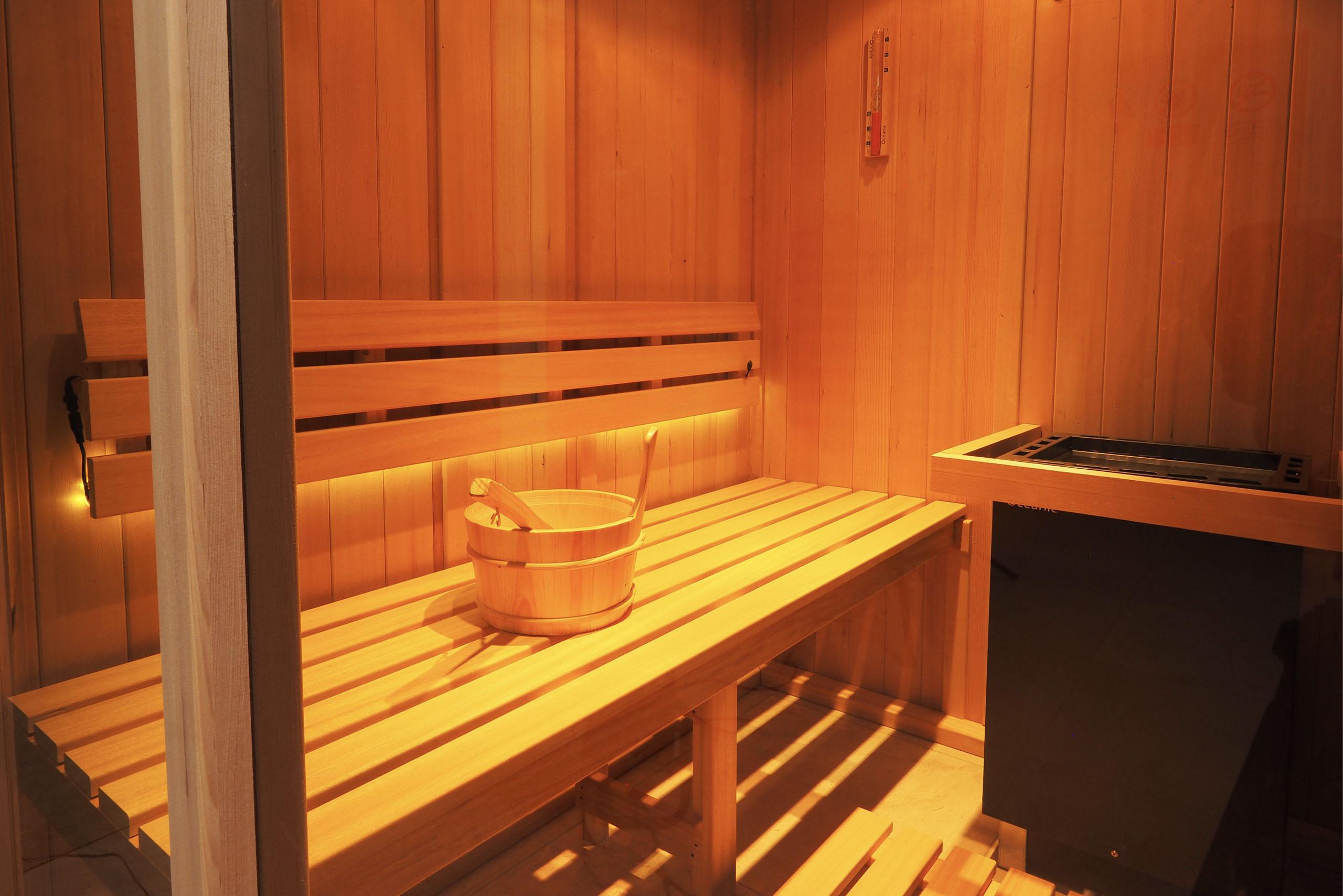 Indoor Saunas