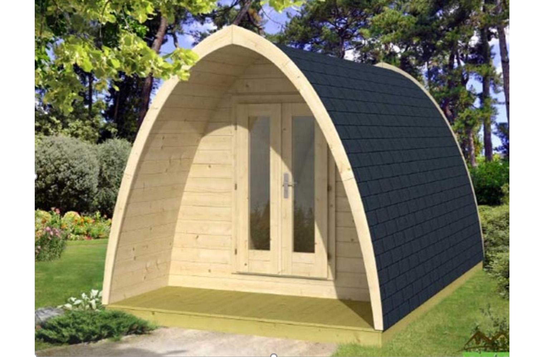 Olivary sauna room