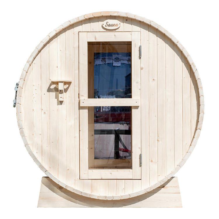 aspen round barrel sauna_2