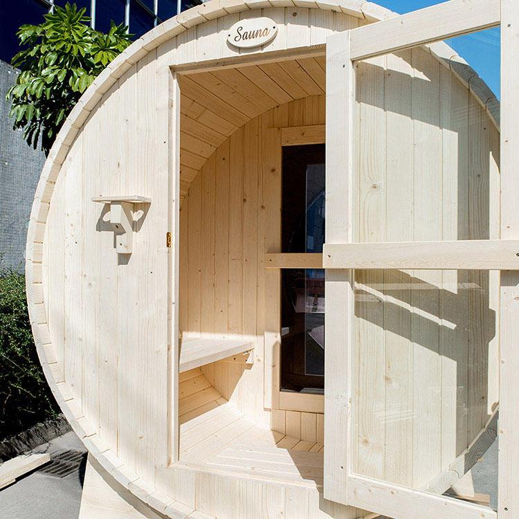 aspen round barrel sauna_3