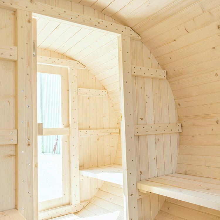 aspen round barrel sauna_5