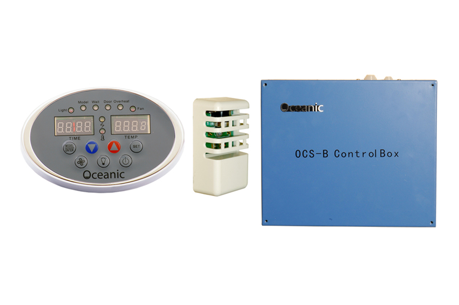 sauna touch controller for big sauna heater