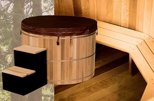Benefits of Cedar Hot Tubs