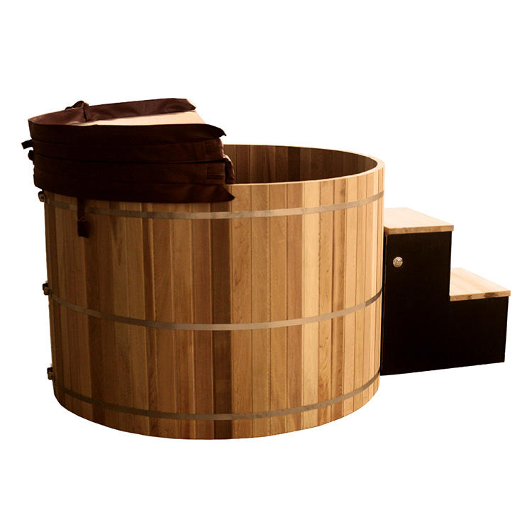 Electric Wooden Hot Tub_2
