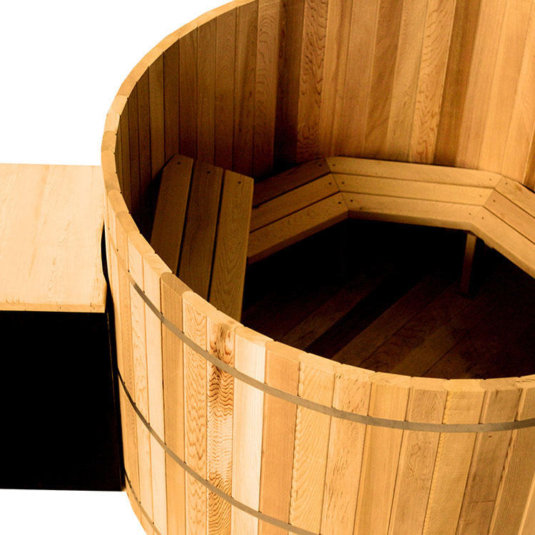 Electric Wooden Hot Tub_3