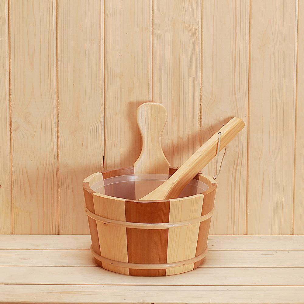 sauna bucket W-B003
