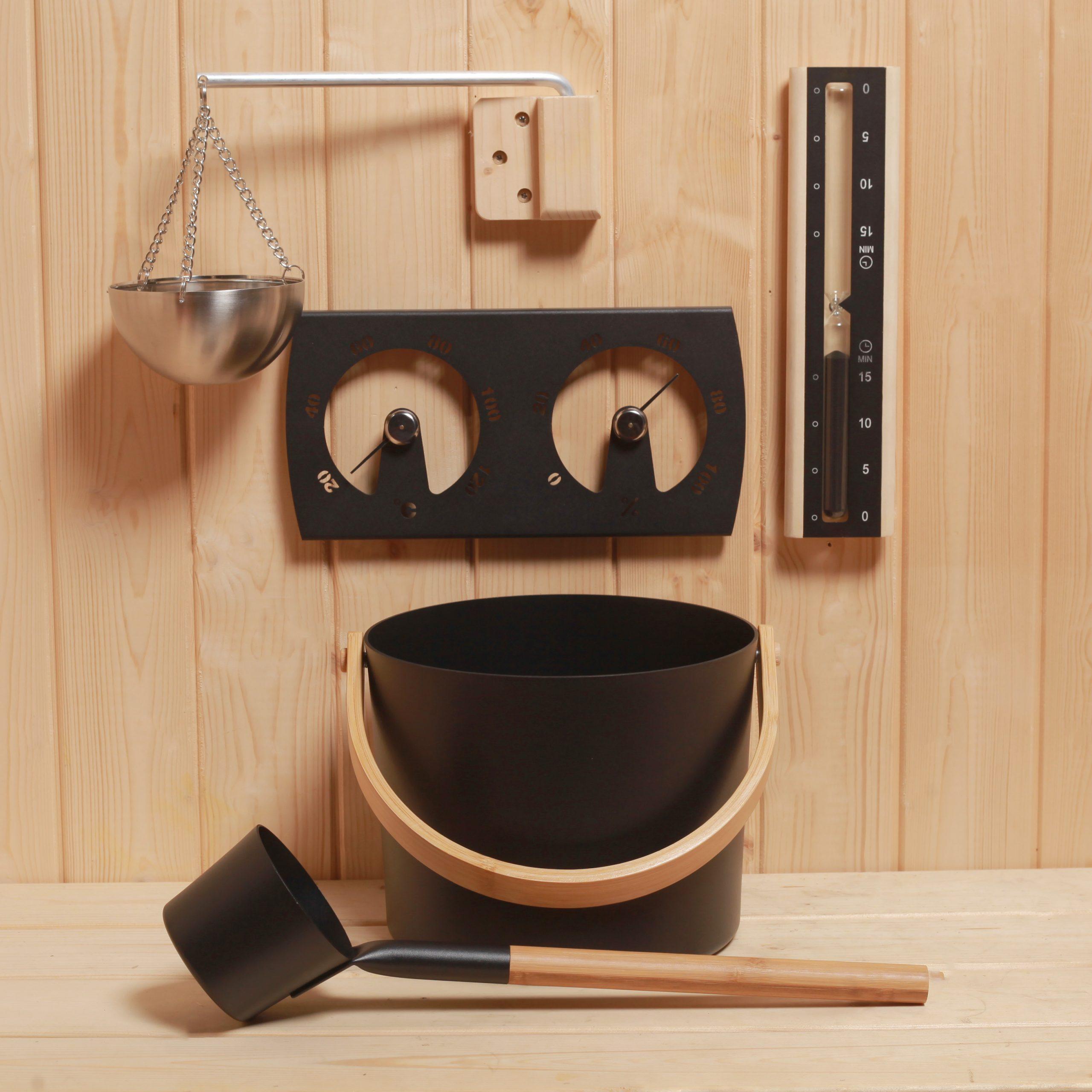 sauna accessories set W-ST063