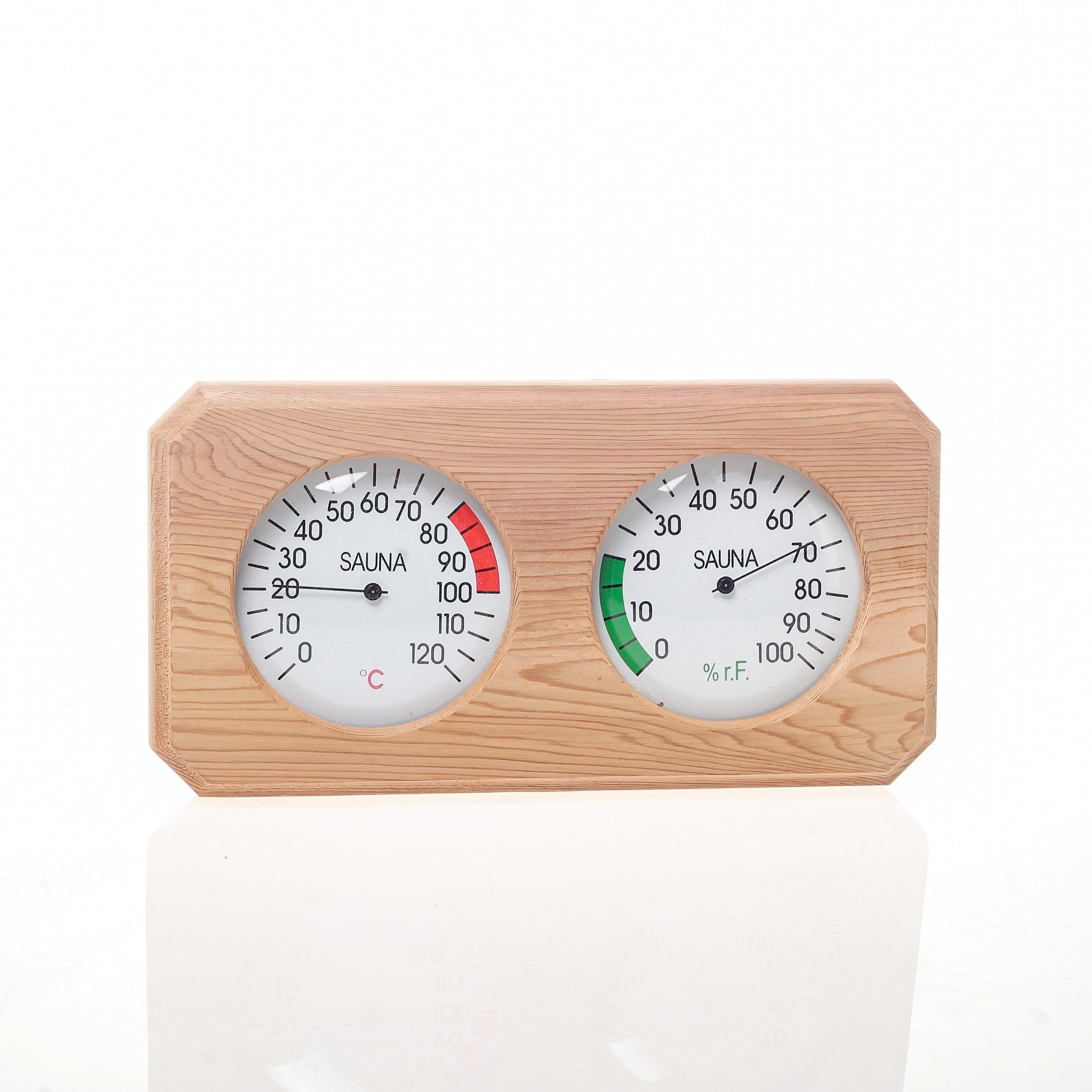 sauna thermometer and hygrometer W-T033