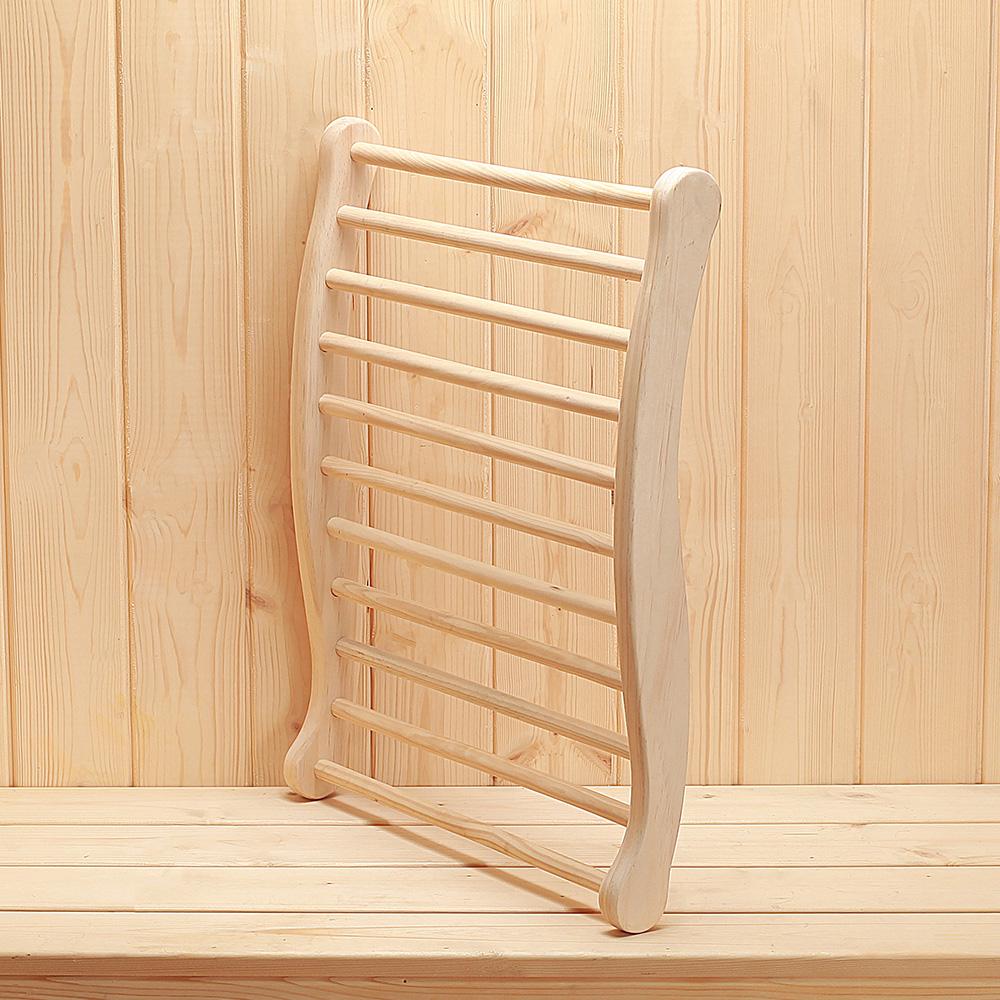 sauna backrest W-R005