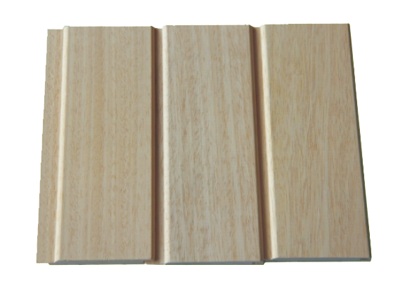 Abachi wall board