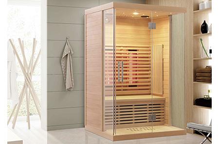 infrared sauna rooms