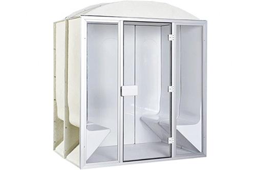 Acrylic-steam-room