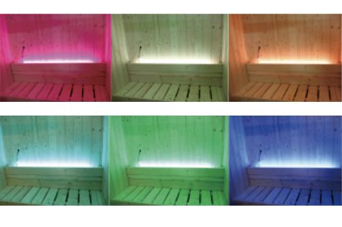 sauna atmosphere lamp