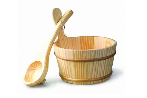 sauna-bucket