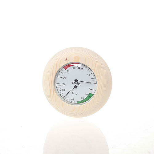 sauna thermometer and hygrometer W-T051