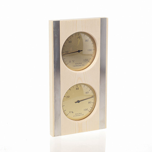 sauna thermometer and hygrometer W-T071
