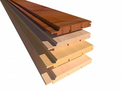 sauna wall board