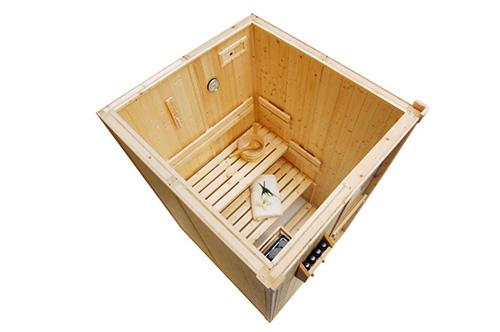 Indoor Sauna Room