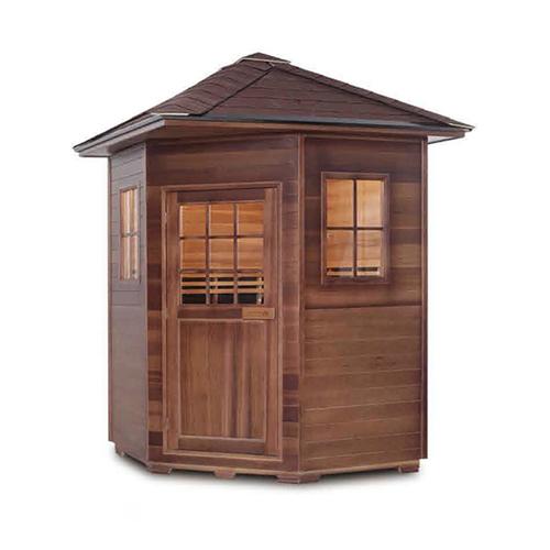 outdoor infrared saunas