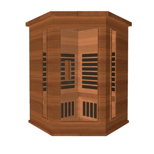 indoor infrared saunas