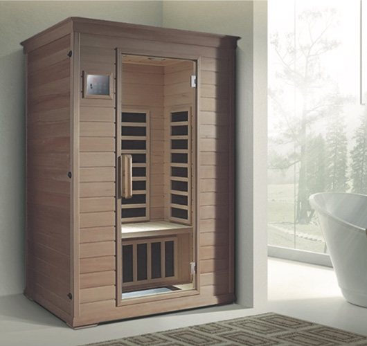 infrared sauna 2 person