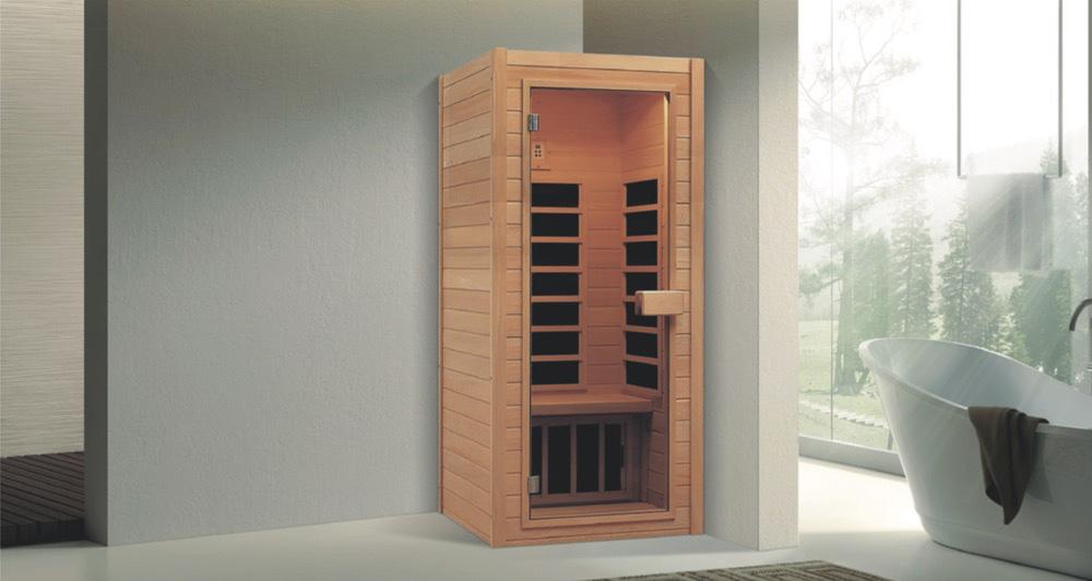 infrared sauna hemlock
