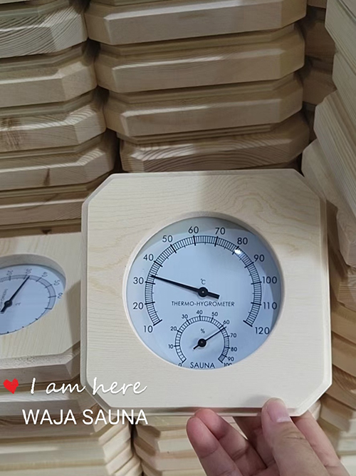 sauna thermometer and hygrometer factory